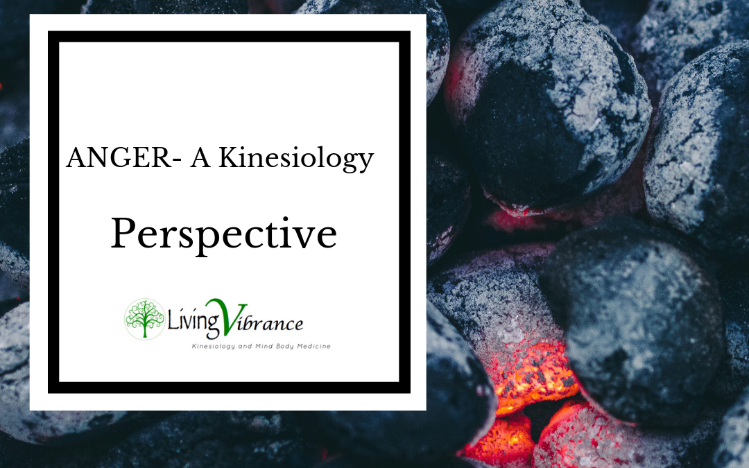 Anger- A Kinesiology Perspective.